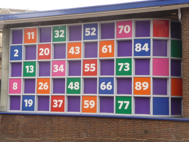 The Language of The Bingo Numbers
