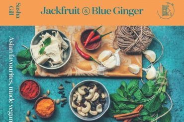 Jackfruit and Blue Ginger – a Vibrant Vegan Venture!