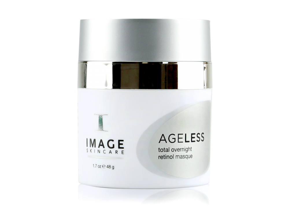 mage Skincare AGELESS total overnight retinol masque.