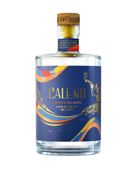 non-alcoholic spirit that is inspired by the flavours of South America.
