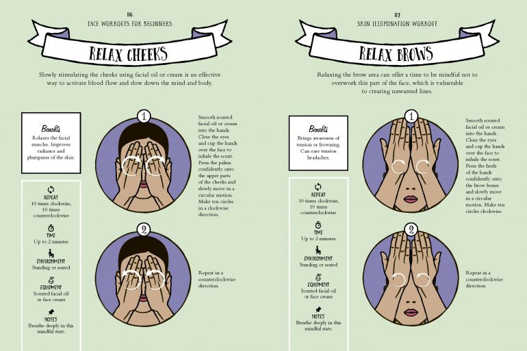 Face Workouts for Beginners
