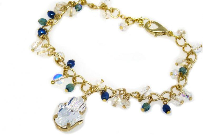 Make Your Own 'Good Luck' Bracelet