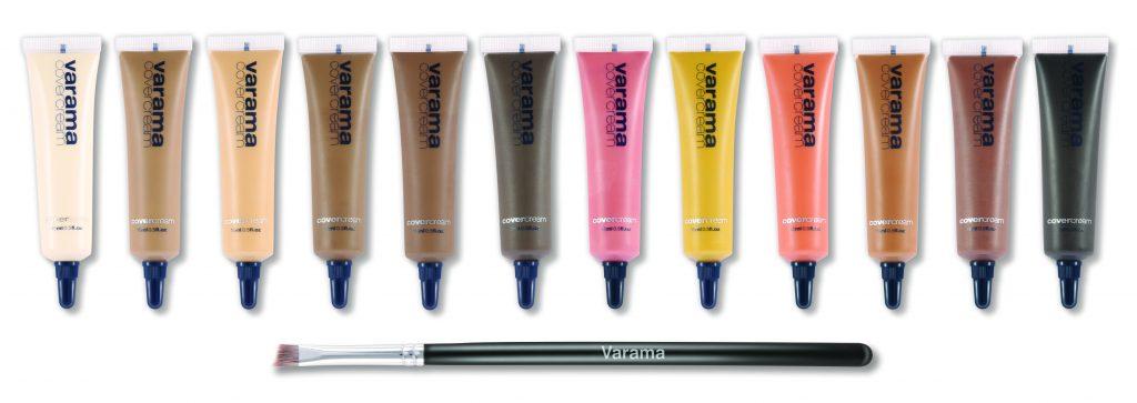 Varama International ltd  Merge With Veil Cover Cream ltd
