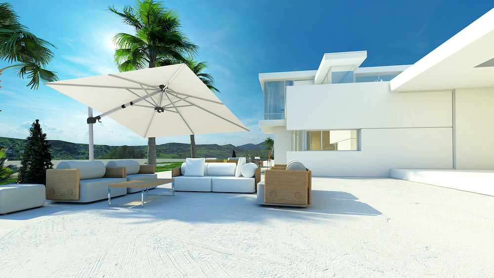 What to Look for When Buying a Parasol