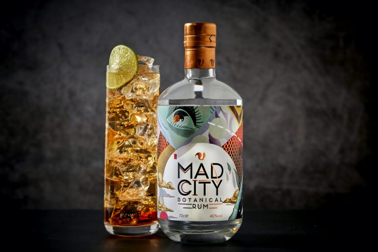 MOVE OVER GIN…THERE'S A NEW DRINK IN TOWN