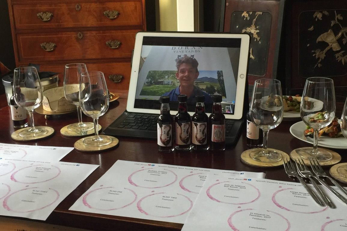 The Taste of Spain – in the comfort of your own home