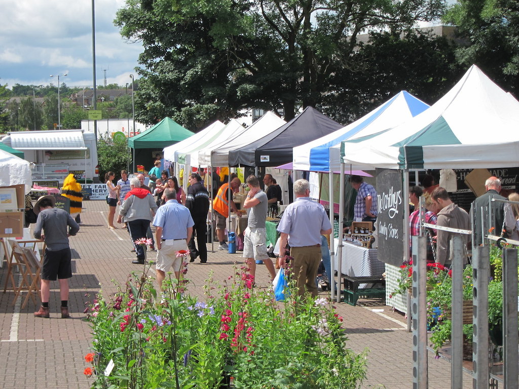 Supporting artisan markets