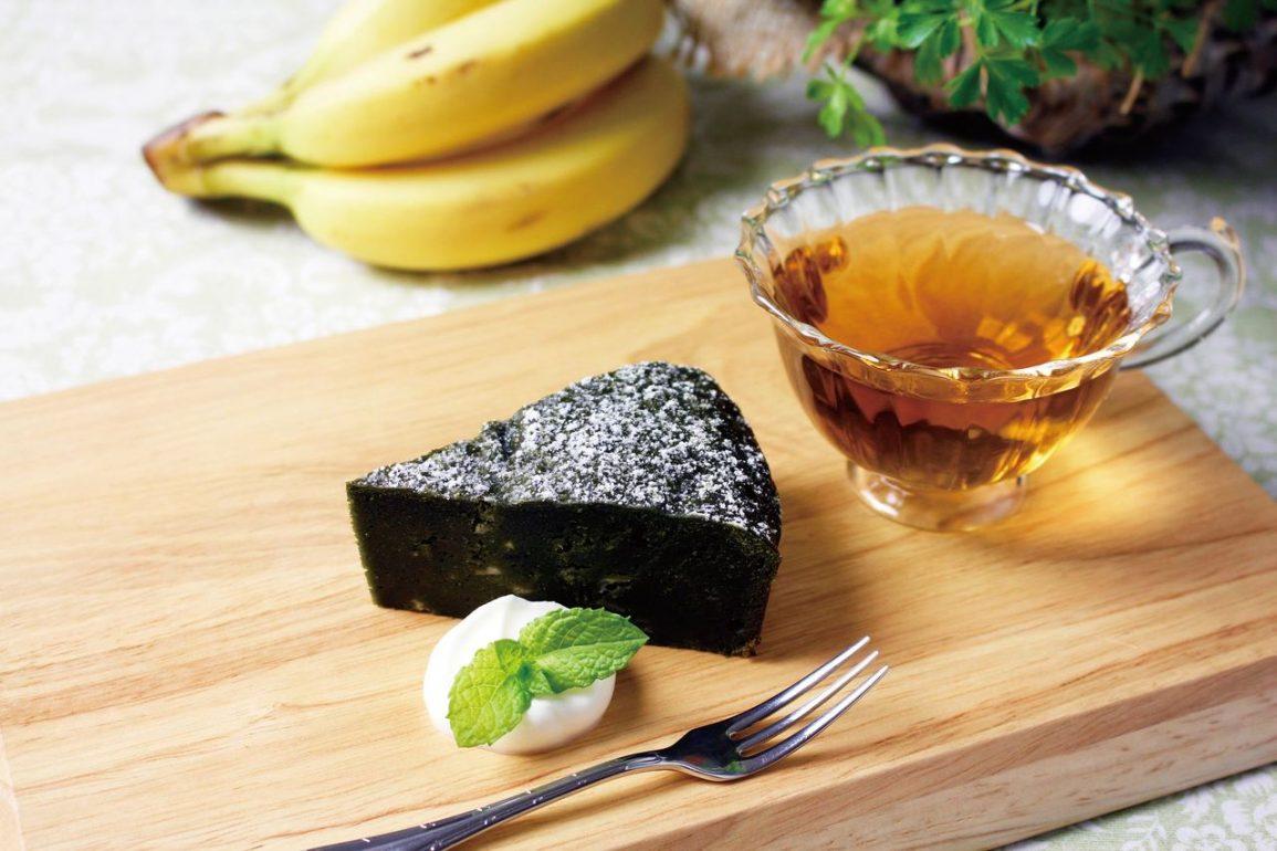 Sweet Treats using Chlorella