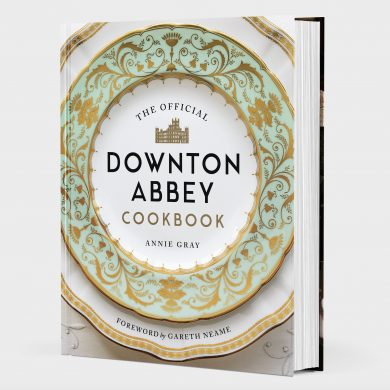 Win the official Downton Abbey Cookbook