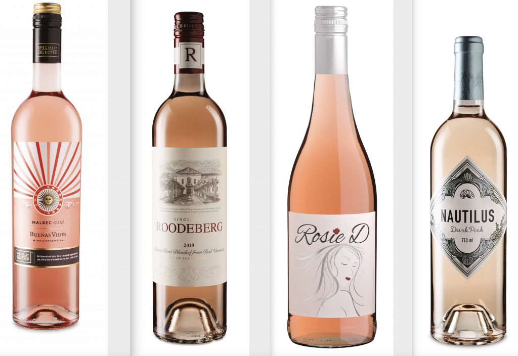 There's something rather special about rosé wine