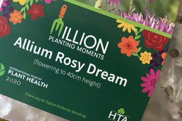 #MillionPlantingMoments