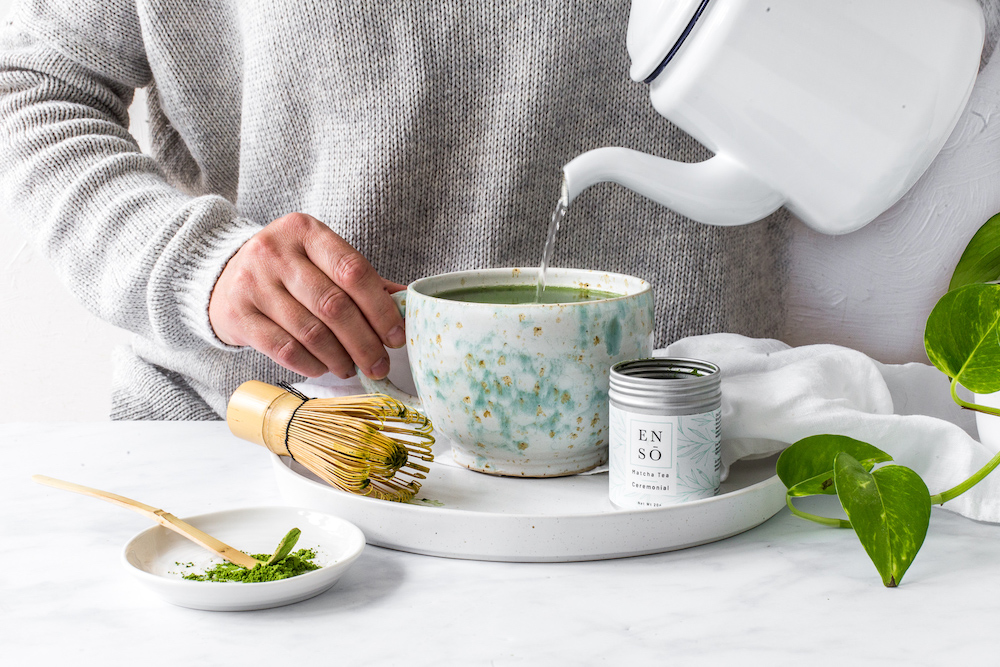 ENSŌ Matcha Tea