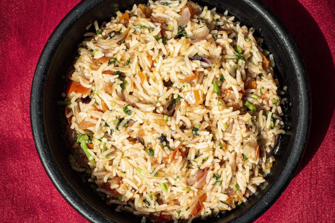 Rice and Easy Recipe