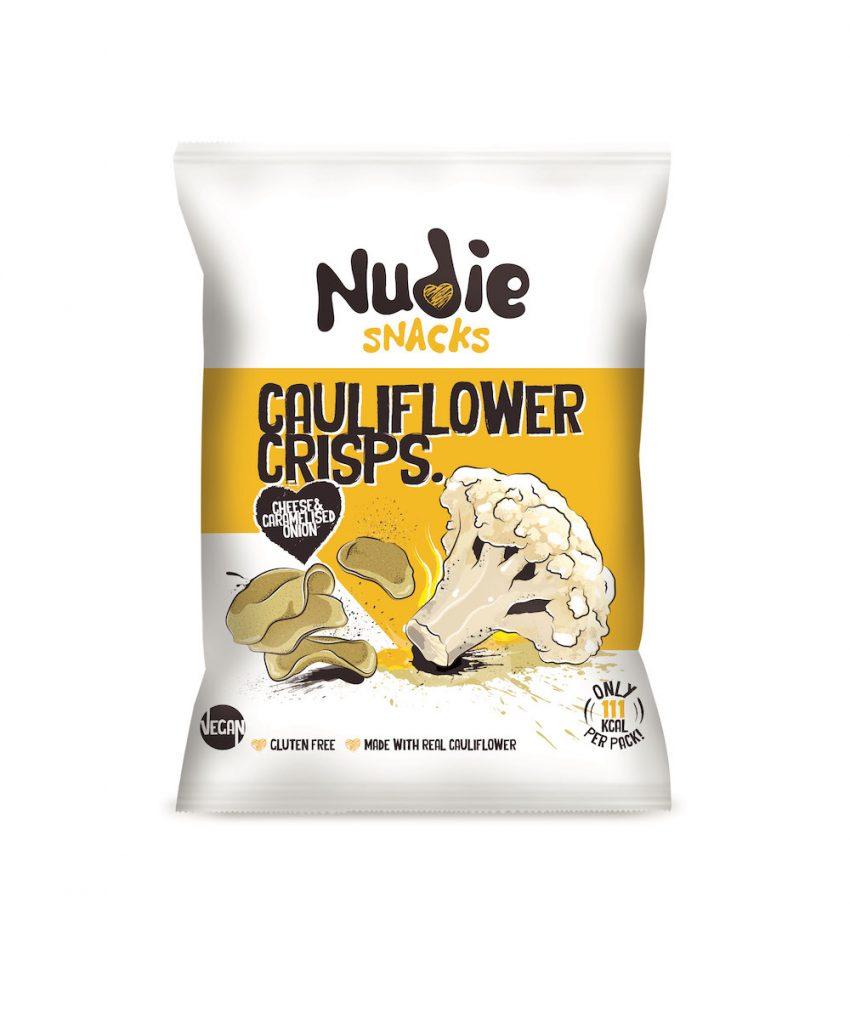 Caulifower Crisps
