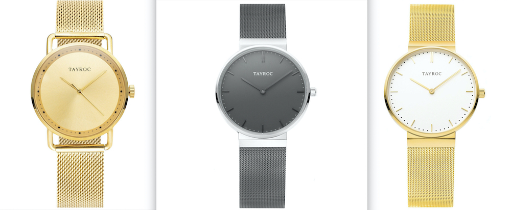Win a Ladies Tayroc Watch