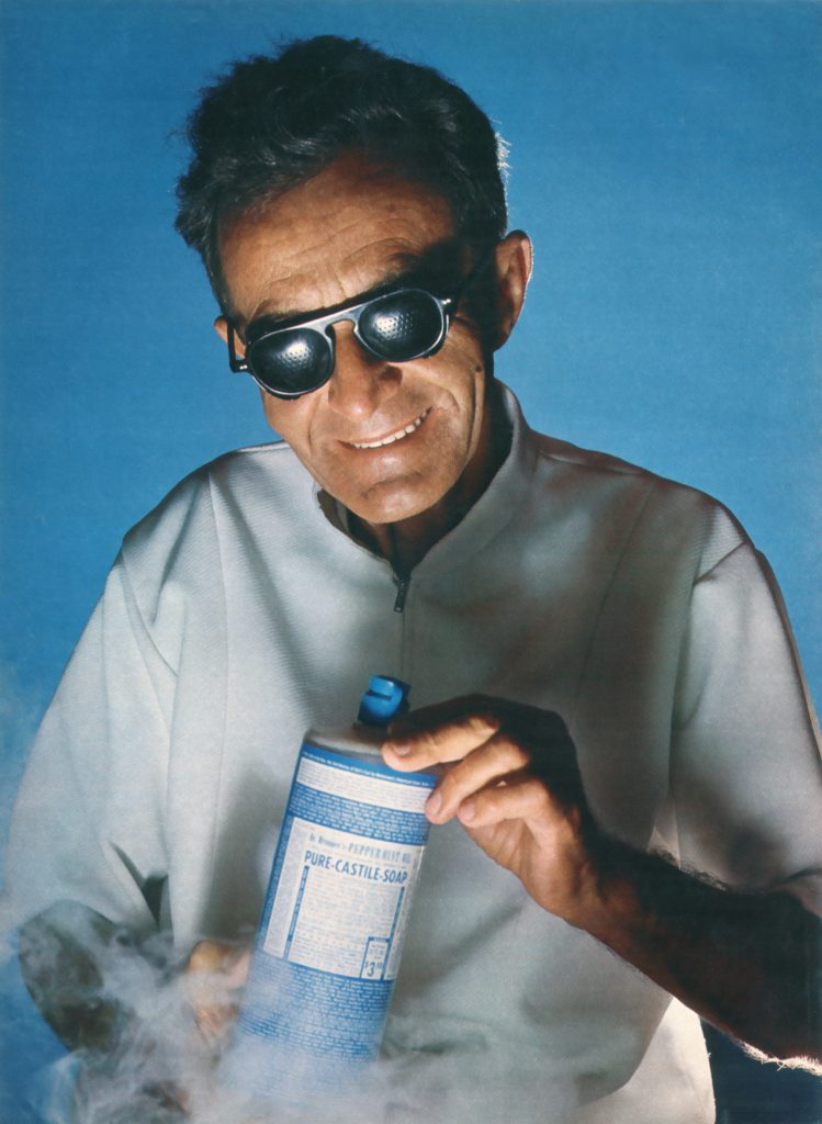 Dr Emmanuel Bronner