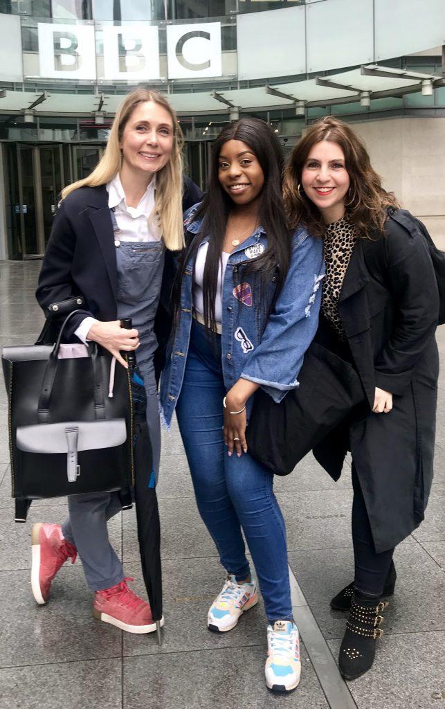 Ida, Mimi and Danni
