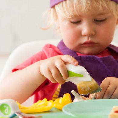Doddl - Ergonomic Children's Cutlery