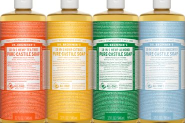Dr Bronner's Ecological Soaps