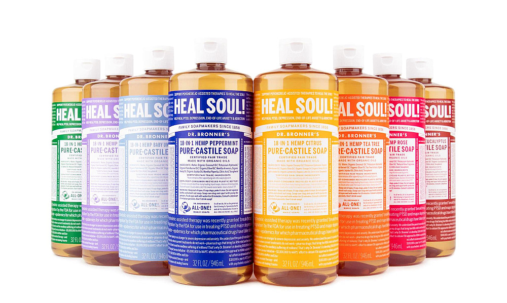 Dr. Bronner's Competition