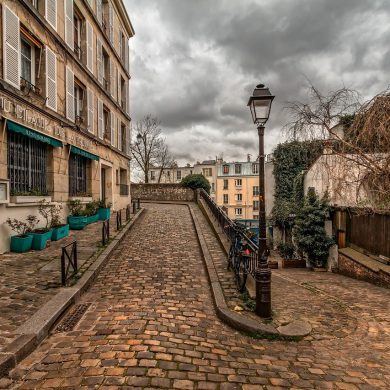 Buying Luxury Property in Paris