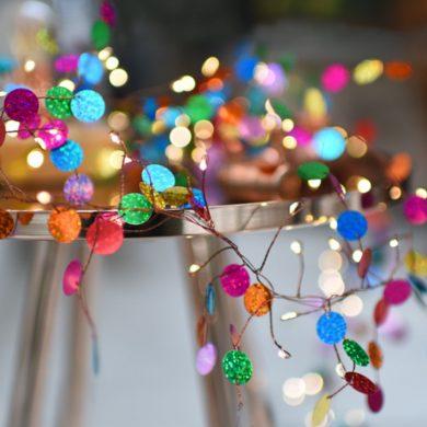 Brighten up with Sparkle Lighting