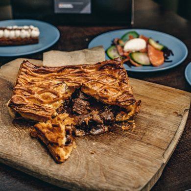 As Nice as Pie!