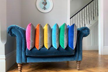 Luxe 39 For Luxury Velvet Cushions