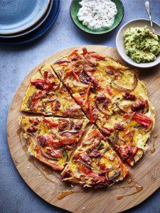 Power Omelette - from Sat Bains (Serves 2)