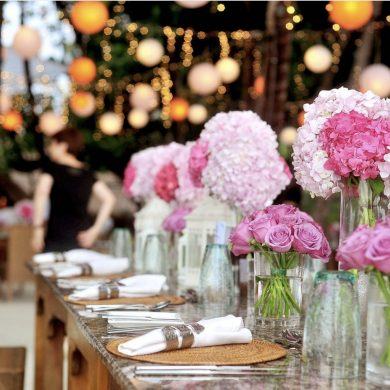 Planning A Wedding at Home