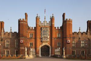 Gold and Glory at Hampton Court Palace