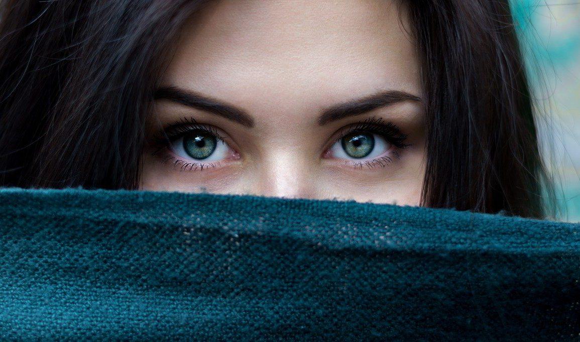 Katherine Daniels Eye Mask