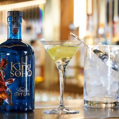 London Dry Gin The King of Soho