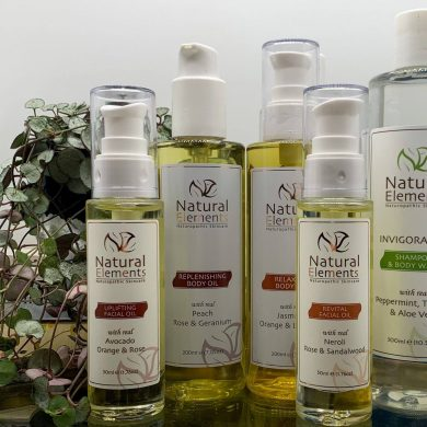 Protect your Skin with Natural Elements