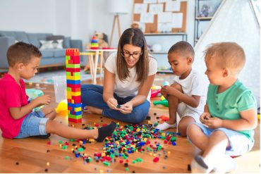 Why childcare could be the career for you