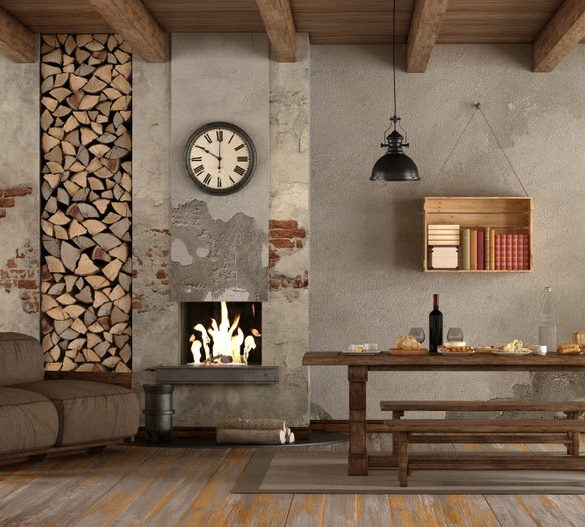 Decor Decoded: How to Create a Rustic Feel in Your Home
