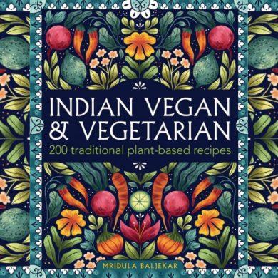 Indian Vegan & Vegetarian Book Competition