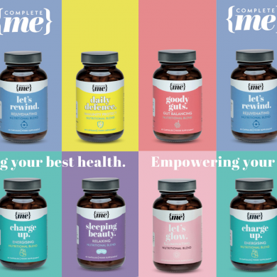 Complete Me Supplements Competition