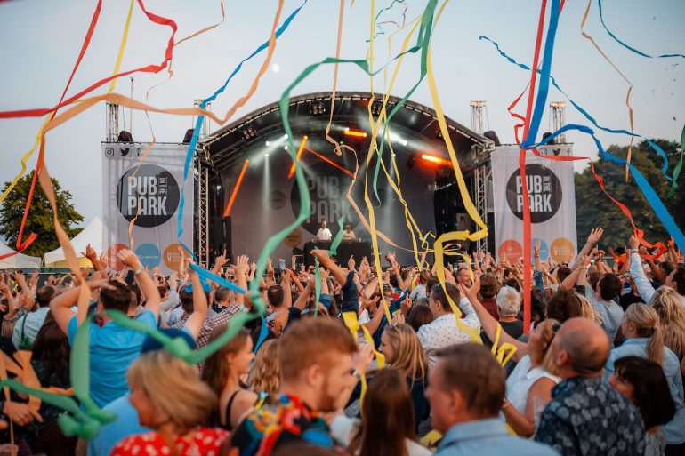 Pub In the Park - the Ultimate Foodie Festival
