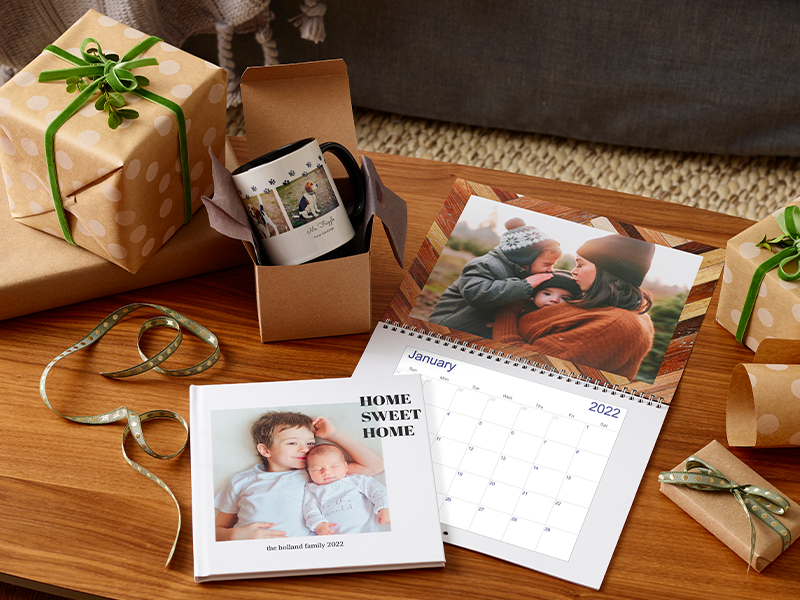 Personalised Gifts from Vistaprint